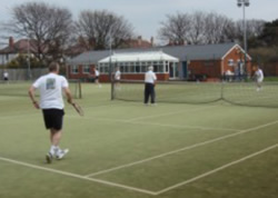 Campion Tennis Club